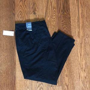 Cj Banks black straight fit pants size 18WP new